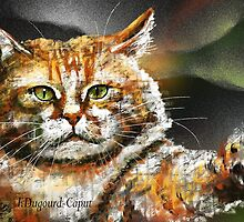 Punch , F on Artist on Facebook, Vavoom, Cat's Pajamas by FDugourdCaput