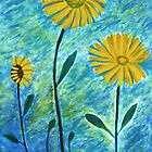 Sunflowers by john scates
