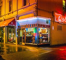 Pellegrinis Espresso Bar by melbournedesign