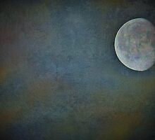 Waxing January moon by missmoneypenny