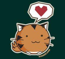 Fuzzballs Tiger T-Shirt