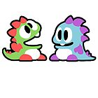 Bubble Bobble by likelikes