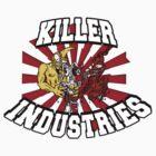 Killer iNdustries - Moon Men by K--I