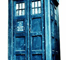Tardis phone by ric3188