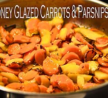 From My Kitchen - Honey Glazed Carrots & Parsnips by jules572