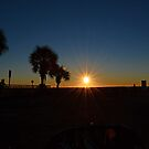 Sunrise This Morning Jan 20th 2014 by imagetj