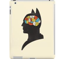 Batman Phrenology iPad Case/Skin