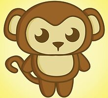Marvin the Monkey by Lauramazing