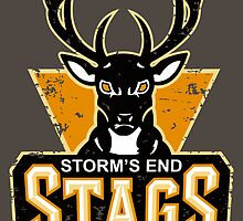 STORM'S END STAGS by Drazhen