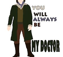 The Eighth Doctor  by rwang