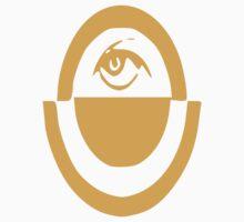 Oppressive Eye (Gold) by DustiiDesigns