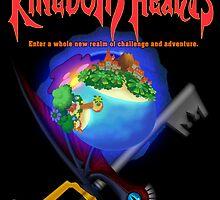 Kingdom Hearts/Final Fantasy Design by Sorage55