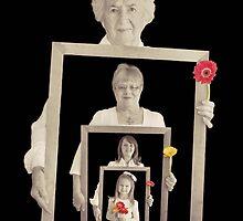 Four Generations by ©Dawne M. Dunton
