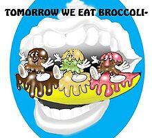 BROCCOLI CARTOON QUOTE by InspireCartoons
