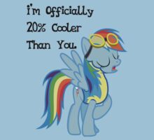 Rainbow Dash - Twenty Percent Cooler by Deltateam210