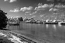 Rickenbacker Marina by njordphoto