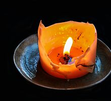 Candle, Candle Burning Bright... by heatherfriedman