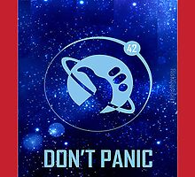Don't panic by jamescasswell1