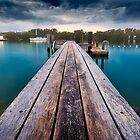 Lemon Tree Jetty by Michael Howard