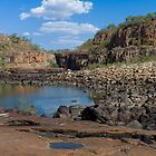 Katherine Gorge by skorphoto