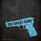 The Great Game fan poster by koroa