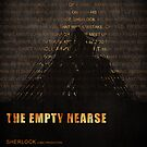 The Empty Hearse fan poster by koroa