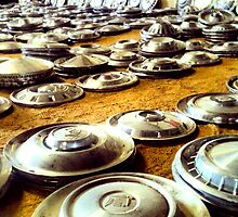 Hubcaps by jensmithers