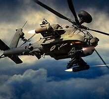 Apache - Winchester by James Biggadike
