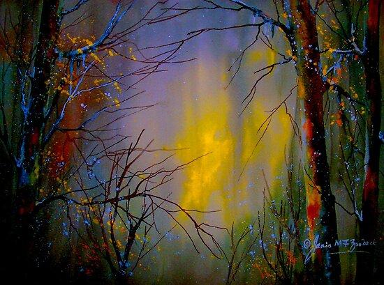 Deep January... by © Janis Zroback