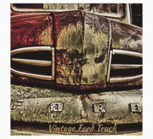 Antique Ford Truck by DonaldCole