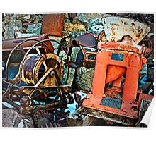 Allis Chalmers 1898 Poster