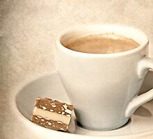 chocolate coffee by lucyliu