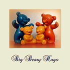 Big Beary Hugs by ©The Creative  Minds