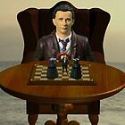The Time Lord's Chess Manipulation by Andrew DiNanno
