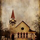 1890 Church Wurtsboro NY by PineSinger