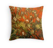 Dream Garden #5 Throw Pillow
