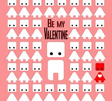 Be my Valentine (male to female) by Kobaitchi