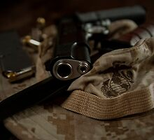USMC Tools of the Trade by Semperfi84