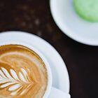 Coffee & Macaron by Mohini Patel Glanz