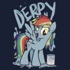 Derpy Dash (My Little Pony: Friendship is Magic) by broniesunite