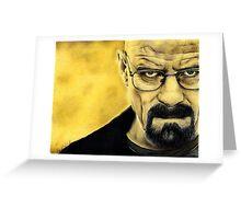 Breaking Bad- Heisenberg Greeting Card