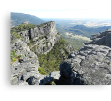 The Grampians Mountain Range, National Park . Vic.  Australia Metal Print