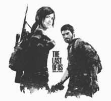 The Last of Us by EvanescentAngel