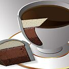 mousse coffee by sarandis