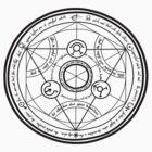 Alchemical Circle by xxmasaxx