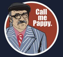 Royal Tenenbaum - call me pappy by Buby87