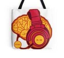 Brain-Sync Tote Bag