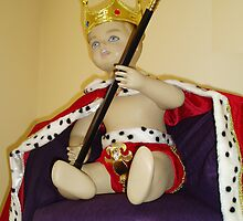 Te Royal Baby - detail by robin beuscher