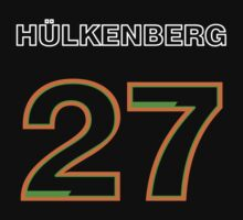 Hulkenberg 27 by Tom Clancy