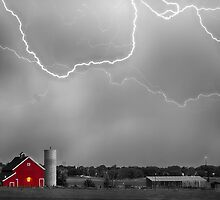 Farm Storm HDR BWSC by Bo Insogna
